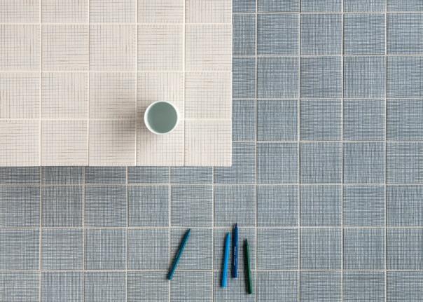 Colección de azulejos de Inga Sempé para Mutina